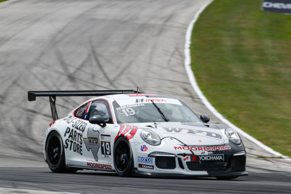 5-7 August 2016, Elkhart Lake, Wisconsin USA 19, Will Hardeman, Platinum, 2016 Porsche ?2016, Jake Galstad LAT Photo USA