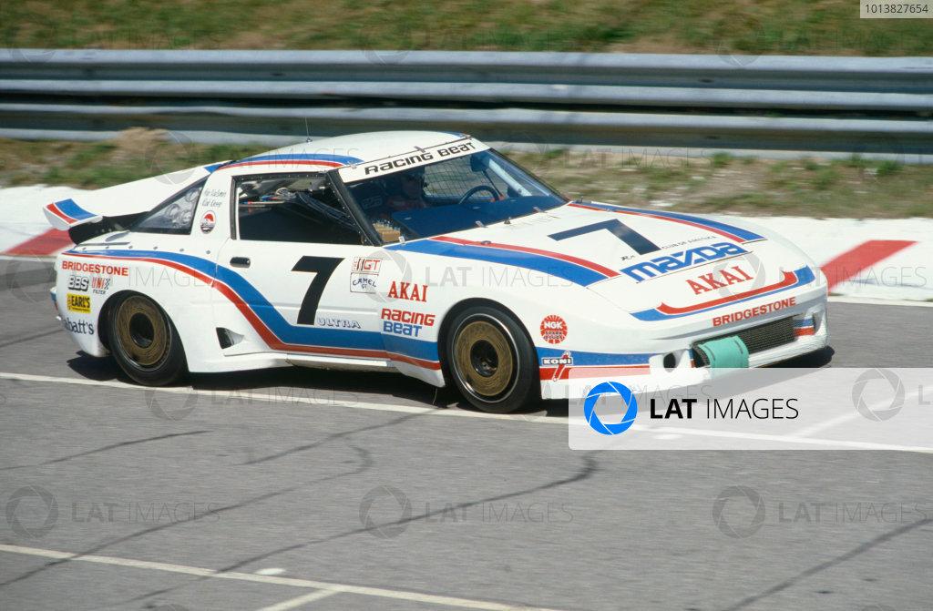 1983 Mosport 6 hours.