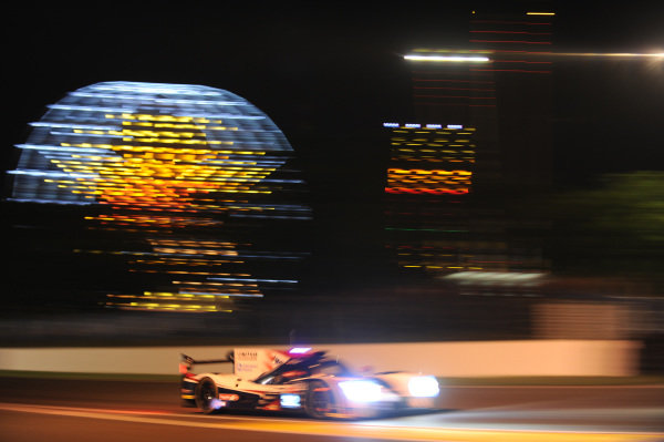 #32 United Autosports Ligier JSP217 Gibson: Huge de Sadeleer, William Owen, Juan Pablo Montoya