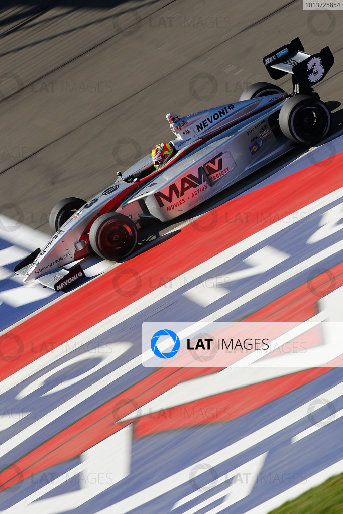 2012 Indy Lights Fontana