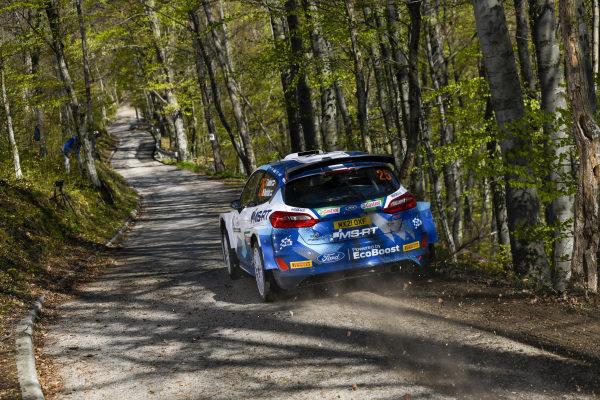 Teemu Suninen (FIN), M-Sport Ford WRT, Ford Fiesta Rally 2