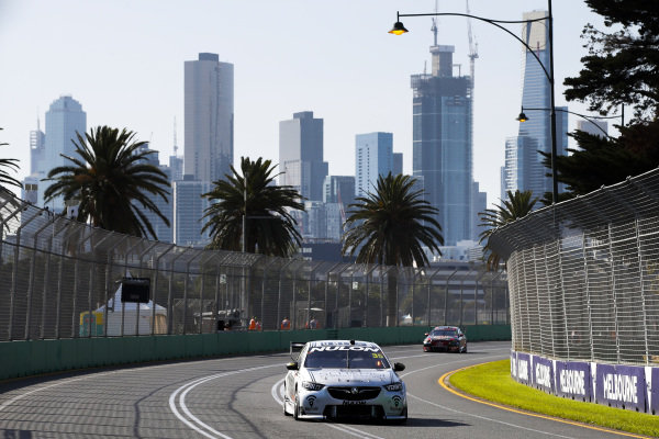 Todd Hazelwood, Matt Stone Racing, Holden