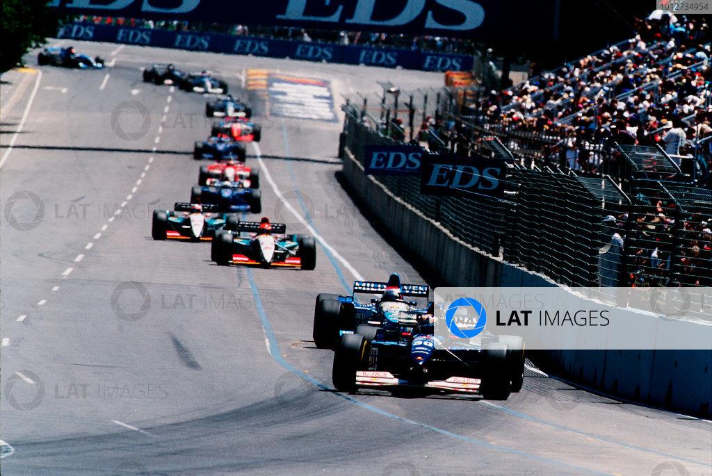 1995 Australian Grand Prix Photo Motorsport Images