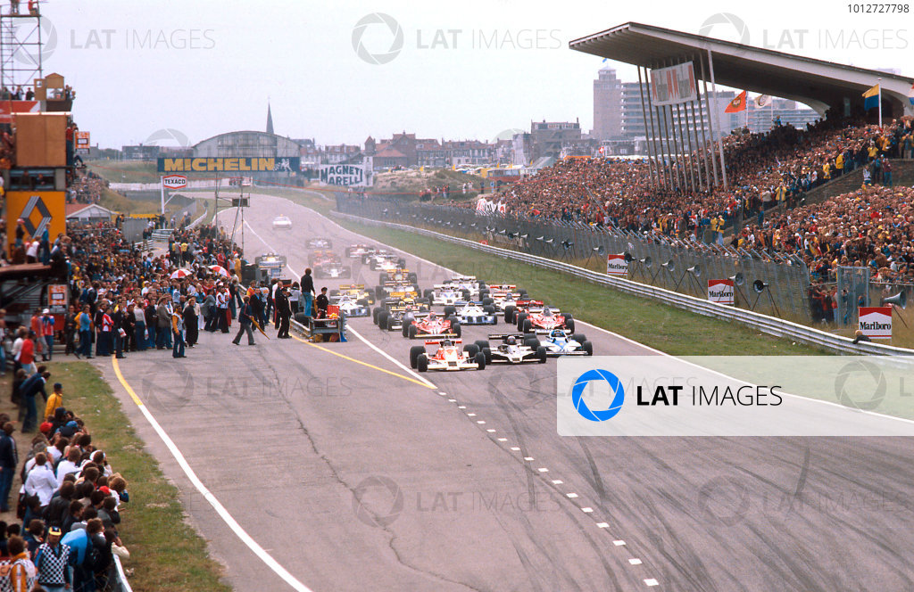 1977 Dutch Grand Prix.