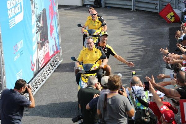 Daniel Ricciardo, Renault