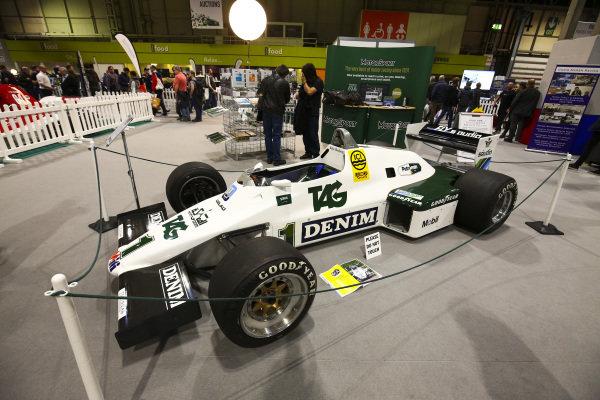 A 1983 Williams FW08C.
