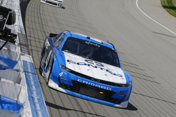 #4: Ross Chastain, JD Motorsports, Chevrolet Camaro Contec