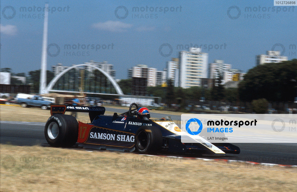 1979 Argentinian Grand Prix.