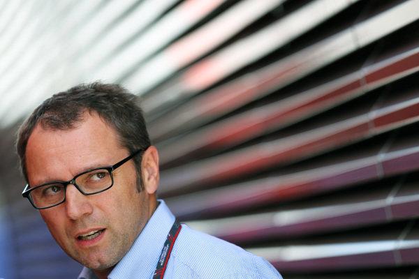 Stefano Domenicali (ITA) Ferrari General Director. Formula One World Championship, Rd 14, Italian Grand Prix, Preparations, Monza, Italy, Thursday 9 September 2010.