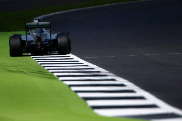 Silverstone, Northamptonshire, UK Friday 8 July 2016. Lewis Hamilton, Mercedes F1 W07 Hybrid. World Copyright: Hone/LAT Photographic ref: Digital Image _ONY7714
