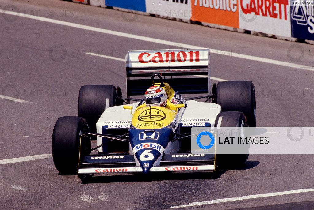 1987 United States Grand Prix.