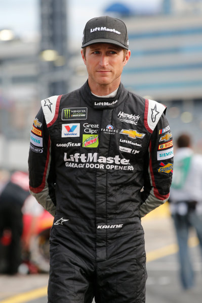 Monster Energy NASCAR Cup Series Coca-Cola 600 Charlotte Motor Speedway, Concord, NC USA Thursday 25 May 2017 Kasey Kahne, Hendrick Motorsports, Liftmaster Chevrolet SS World Copyright: Matthew T. Thacker LAT Images ref: Digital Image 17CLT2mt1154