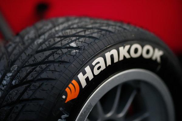 Tyre detail