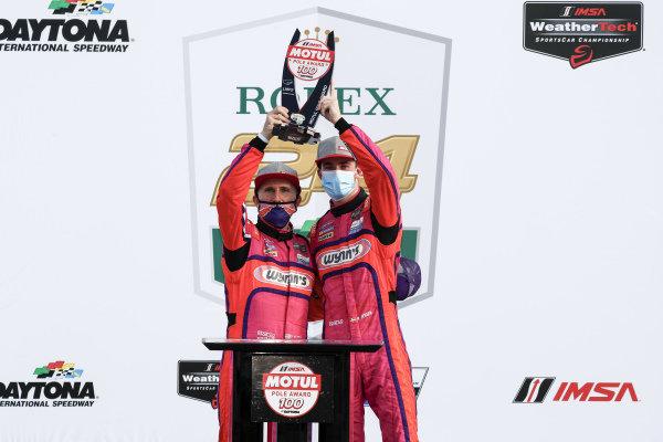 #52 PR1 Mathiasen Motorsports ORECA LMP2 07, LMP2: Mikkel Jensen, Ben Keating,