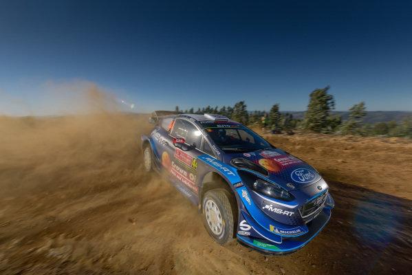 Gus Greensmith, M-Sport Ford, Ford Fiesta WRC 2019