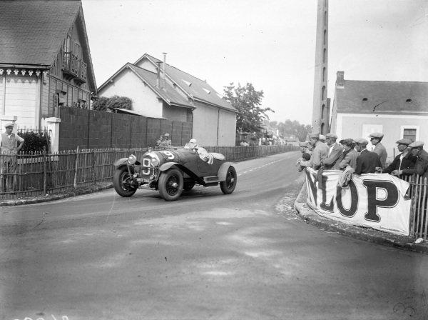 Henri Trebort / Louis Balart, La Lorraine-Dietrich B3-6.