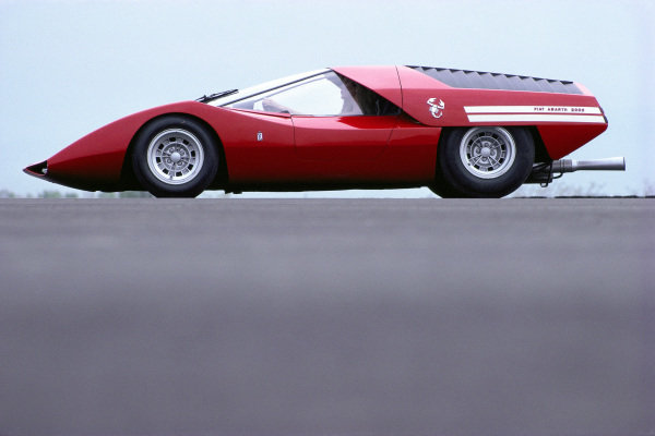 Concept Car, Abarth 2000 Pininfarina Scorpio, ca. 1970