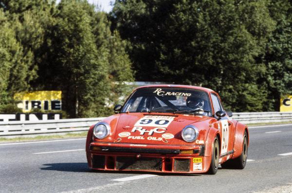 Tony Dron / Richard Cleare / Richard Jones, Richard Cleare, Porsche 934.