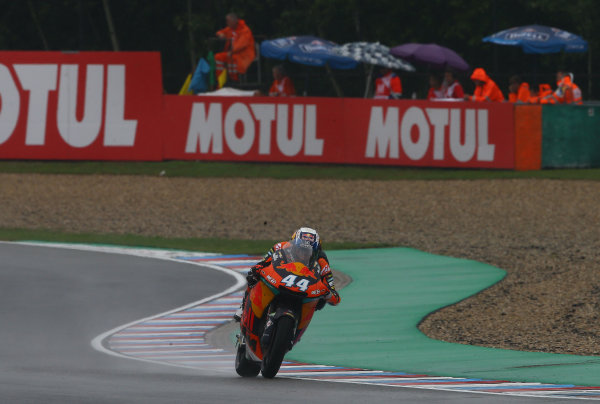 2017 Moto2 Championship - Round 10 Brno, Czech Republic Friday 4 August 2017 Miguel Oliveira, Red Bull KTM Ajo World Copyright: Gold and Goose / LAT Images ref: Digital Image 683665