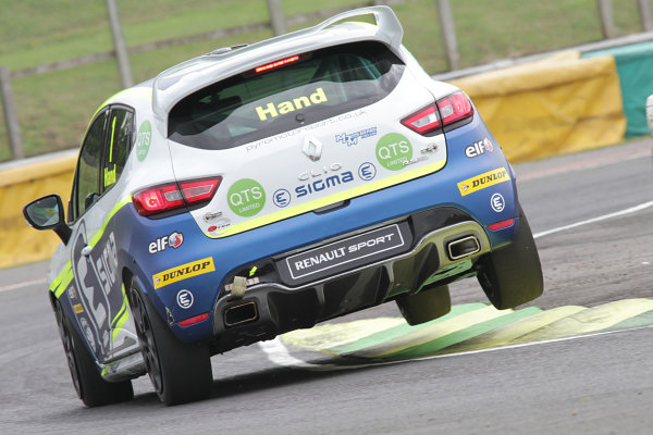 2015 Renault Clio Cup, Croft, 27th-28th June 2015, Ash Hand (GBR) Team Pyro Renault Clio Cup  World copyright. Jakob Ebrey/LAT Photographic