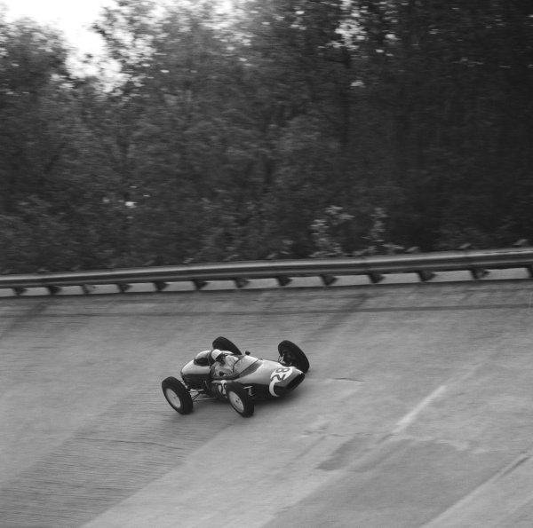 Monza, Italy. 10th September 1961.
