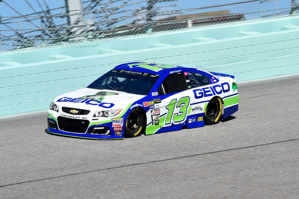 Monster Energy NASCAR Cup Series Ford EcoBoost 400 Homestead-Miami Speedway, Homestead, FL USA Friday 17 November 2017 Ty Dillon, Germain Racing, GEICO Chevrolet SS World Copyright: John K Harrelson LAT Images