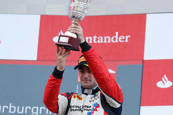 2013 GP3 Series. Round 4.  Nurburgring, Germany.  6th July 2013.  Saturday Race. Jack Harvey (GBR, ART Grand Prix). World Copyright: Alastair Staley/GP2 Series Media Service. Ref: _R6T7273