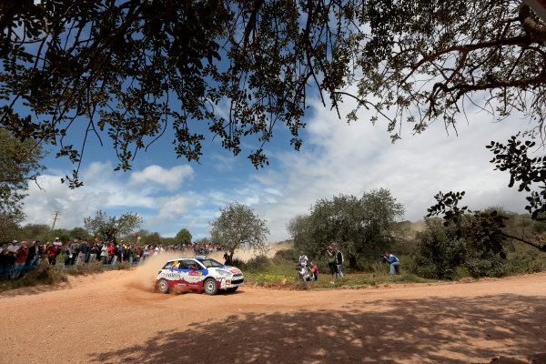 2013 World Rally Championship Rally Portugal 11th - 14th April 2013 Bryan Bouffier, Citroen, action Worldwide Copyright: McKlein/LAT