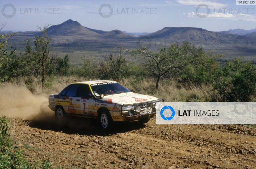 1987 World Rally Championship.