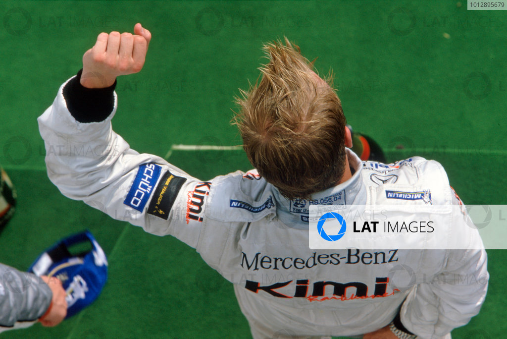 2005 Hungarian Grand Prix.