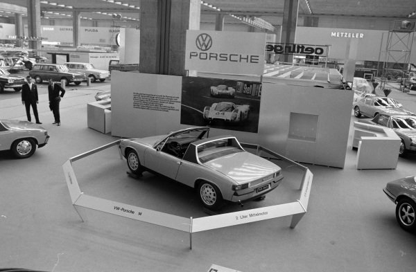 A Porsche 914 2 litre.