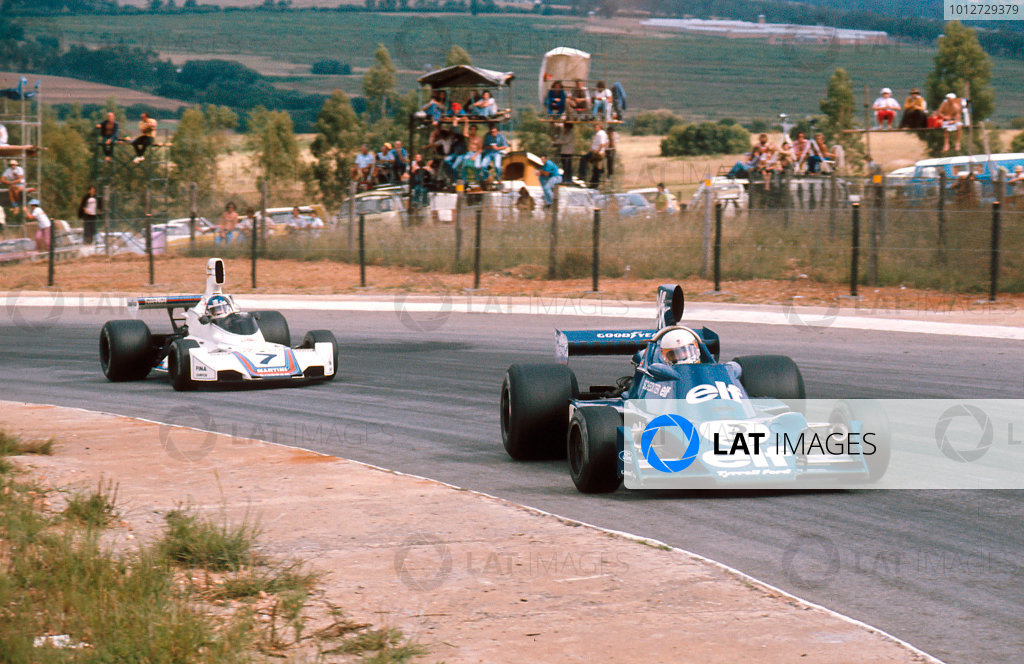 1975 South African Grand Prix.