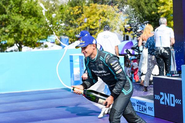 Mitch Evans (NZL), Panasonic Jaguar Racing, 3rd position