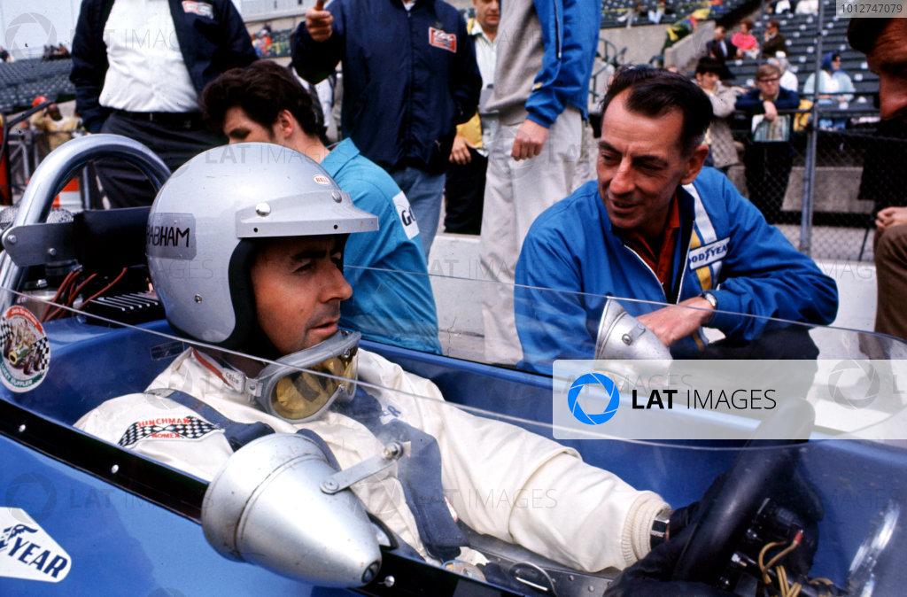 1969 Indianapolis 500.