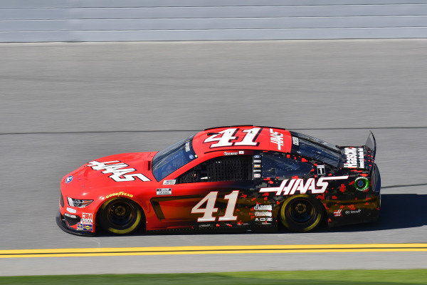 #41: Cole Custer, Stewart-Haas Racing, Ford Mustang Haas Automation