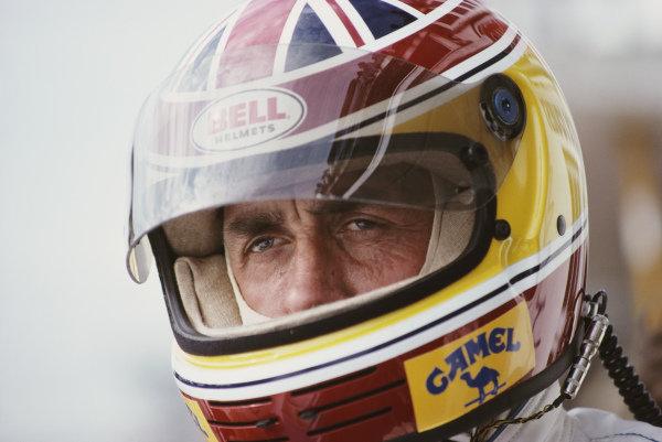 David Hobbs, Joest Porsche.