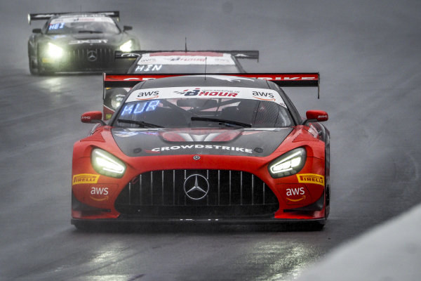 #04 Mercedes AMG GT3 of George Kurtz, Colin Braun and Richard Hesitand,  DXDT Racing, GT3 Pro-Am