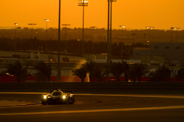 2015 FIA World Endurance Championship Bahrain 6-Hours Bahrain International Circuit, Bahrain Saturday 21 November 2015. Roman Rusinov, Julien Canal, Sam Bird (#26 LMP2 G-Drive Racing Ligier JS P2 Nissan). World Copyright: Sam Bloxham/LAT Photographic ref: Digital Image _G7C1721