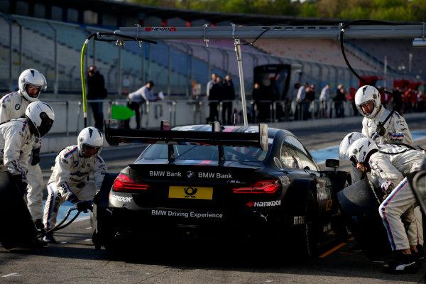 2017 DTM Testing & Media Day Hockenheim, Germany. Thursday 6 April 2017. Maxime Martin, BMW Team RBM, BMW M4 DTM. World Copyright: Alexander Trienitz/LAT Images ref: Digital Image 2017-DTM-MD-HH-AT1-0999