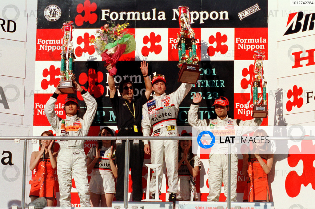 2001 Formula Nippon Championship