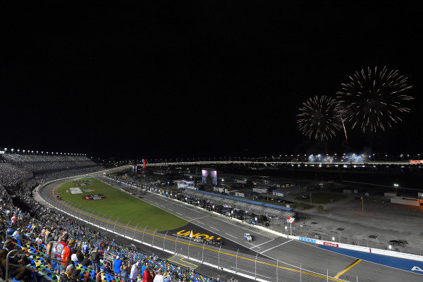 #24: William Byron, Hendrick Motorsports, Chevrolet Camaro Liberty University  William Byron wins the Coke Zero Sugar 400 at Daytona International Speedway.