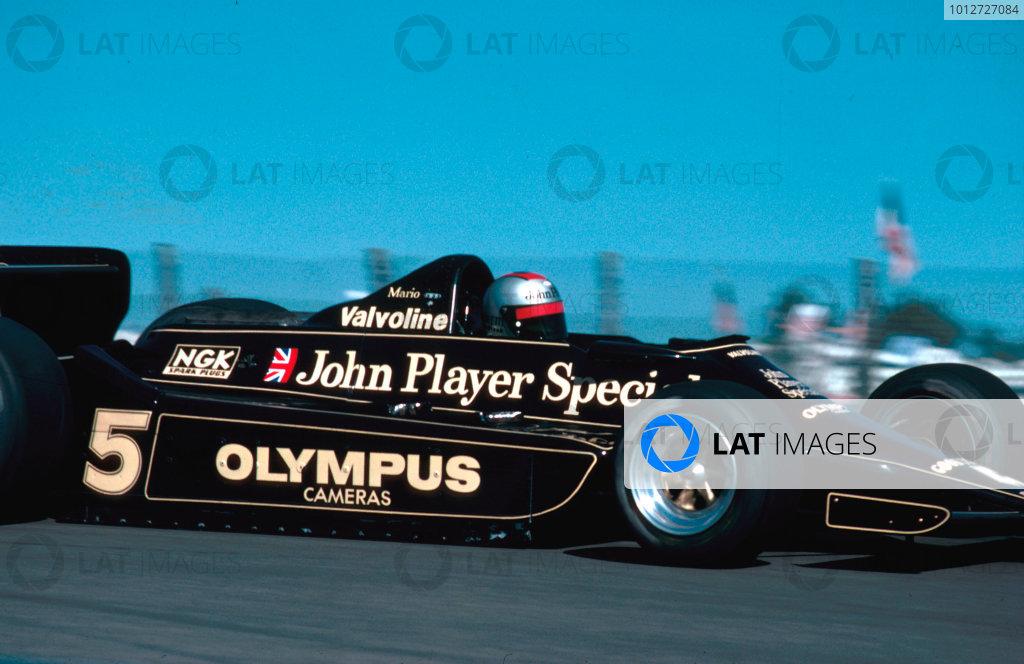 1978 Spanish Grand Prix.
