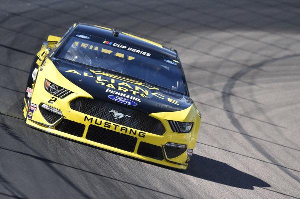 #2: Brad Keselowski, Team Penske, Ford Mustang Alliance Parts