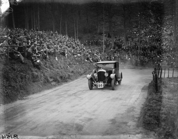 KWC Dobson, Bentley 4.5 Litre.