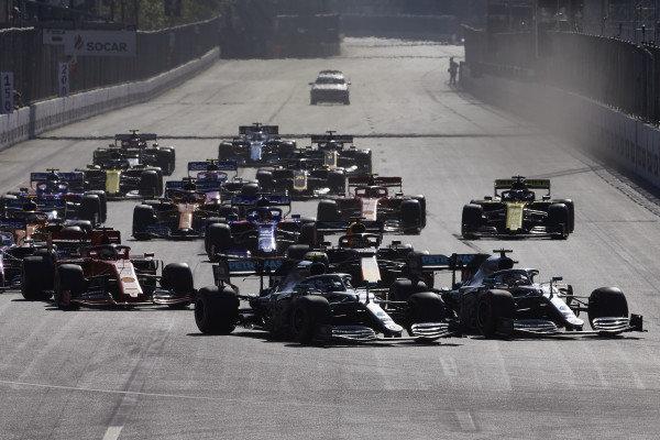 Baku City Circuit, Azerbaijan