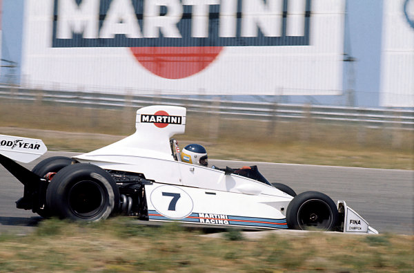 Zandvoort, Holland. 22 June 1975.