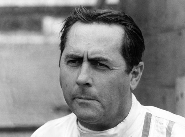 Jack Brabham.