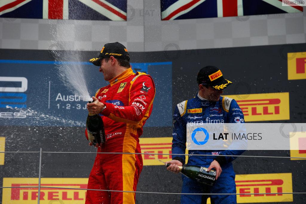 GP2 Round 4 - Spielberg, Austria