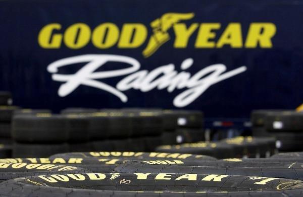 Goodyear tyres.NASCAR Nextel Cup Series, Rd 15, DHL 400, Michigan International Speedway, Brooklyn, Michigan, USA, 20 June 2004.DIGITAL IMAGE