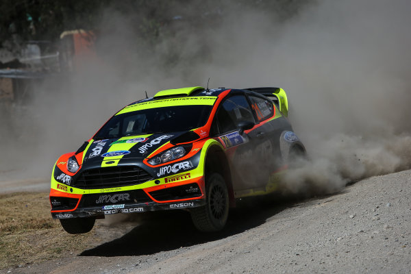 2016 FIA World Rally Championship, Round 03, Rally Mexico, March 3-6, 2016 Martin Prokop, Ford, action Worldwide Copyright: McKlein/LAT